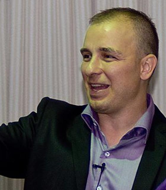 Jamie Prickett